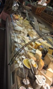 Cheese! At the English Market in Cork.