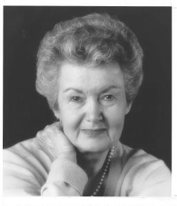 Ruth Brinker, Founder of Project Open Hand. Image- Openhand.org